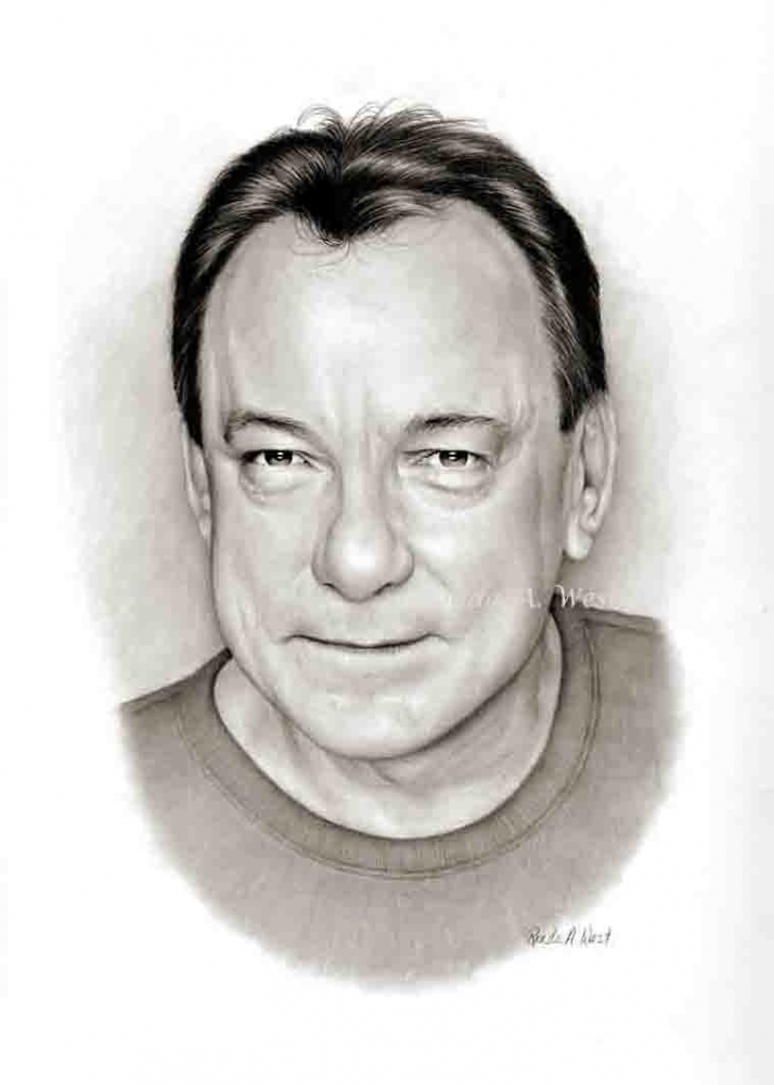 Neil Peart by rondawest